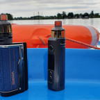 Voopoo auf hoher See