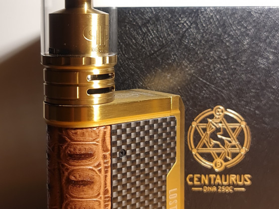 Lost Vape Centaurus / qp Design Fatality M25