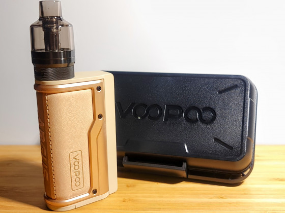 "Voopoo Argus GT Kit ""Desert Yellow"""
