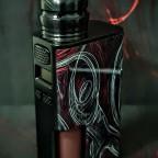 Wismec Luxotic Surface / Wotofo Elder Dragon RDA