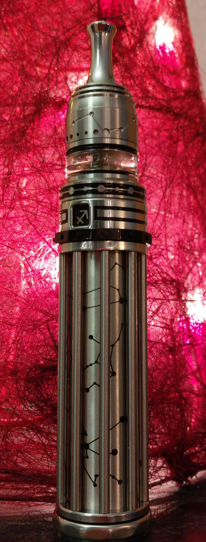 Innokin Itaste 134 mx-z mit Vapefly Galaxies