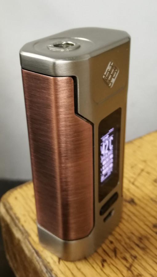 WISMEC Sinuos P228 Box Mod